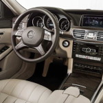Mercedes E-Klasse 2013 test