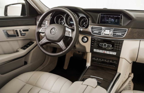 Mercedes E-Klasse 2013 test
