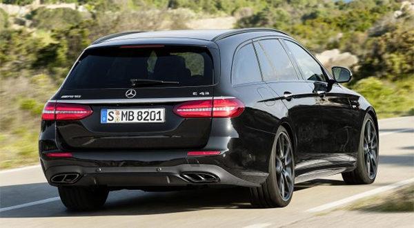 Krijgen we een stoere Mercedes E-Klasse All Terrain?