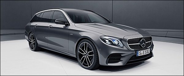 Officieel: Mercedes E-Klasse update + E53 AMG (2018)