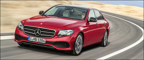 Officieel: Mercedes E-Klasse Berline (2016)