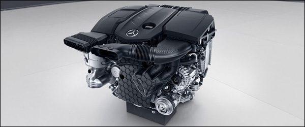 Mercedes E-Klasse krijgt nieuwe E200d dieselmotor (2019)