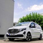 Officieel: Mercedes EQV (2020)