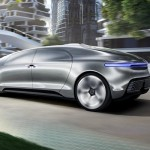 Mercedes F 015 Luxury in Motion Concept is de toekomst
