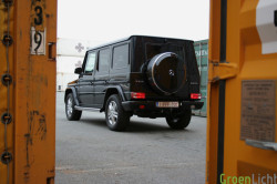Mercedes G-Klasse 2013 test