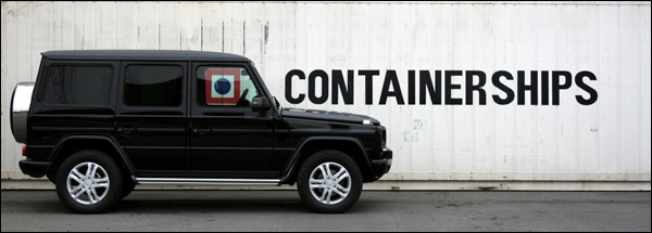 Mercedes G-Klasse 2013 test 350 Bluetec
