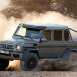 Mercedes-Benz G63 6x6 AMG