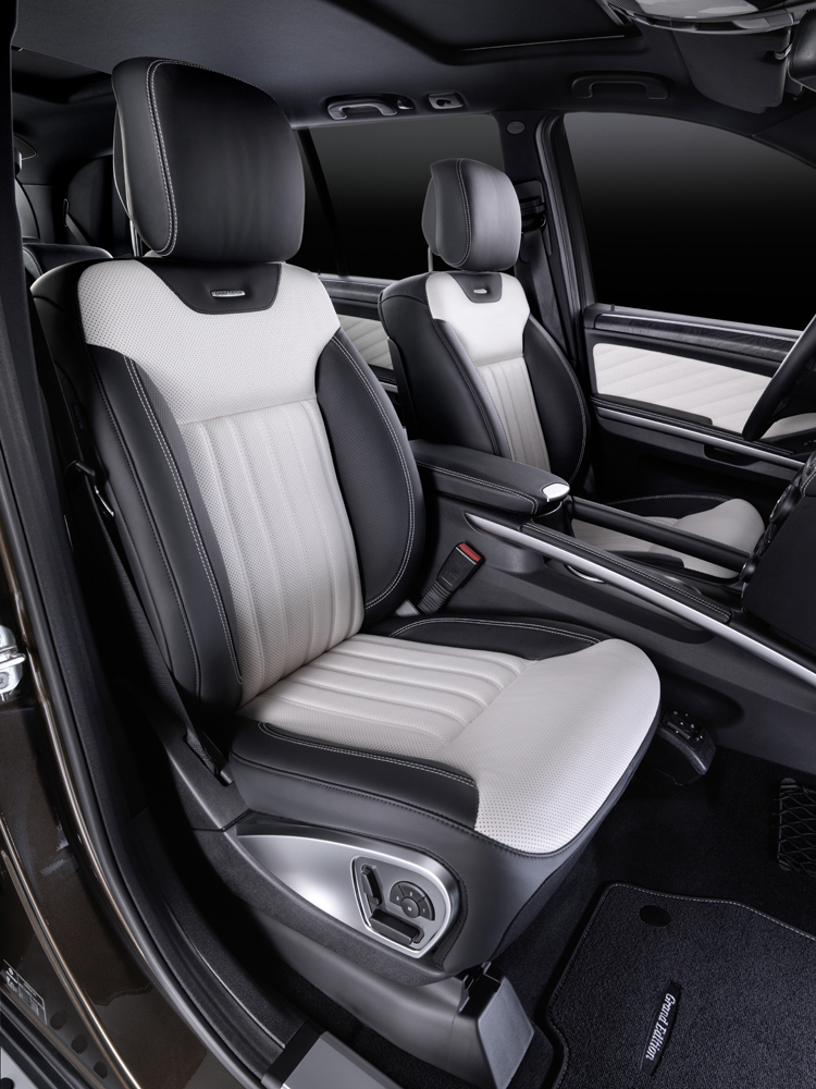 Pack Luxe Mercedes Classe C