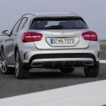 Officieel: Mercedes GLA 45 AMG