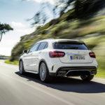 Officieel: Mercedes GLA-Klasse / GLA45 AMG facelift (2017)