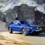 Officieel: Mercedes GLC-Klasse Coupé SUV