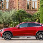 Officieel: Mercedes GLC Coupe facelift (2019)