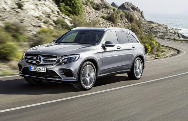 Officieel Mercedes Glc Klasse Glc 350e Plug In Hybrid