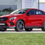 Officieel: Mercedes GLE Coupé