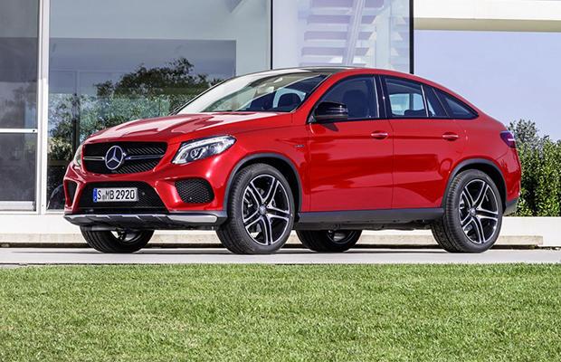 Mercedes Gle Coup 233 Belgische Prijs Vanaf 67 276