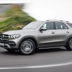 Officieel: Mercedes GLE SUV (2018)