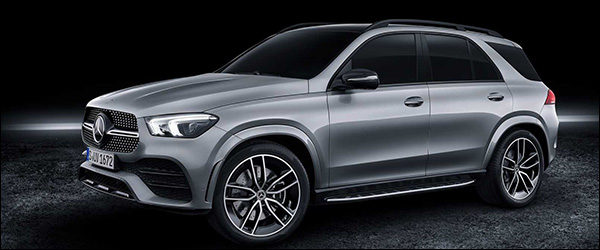Officieel: Mercedes GLE580 4MATIC (2019)