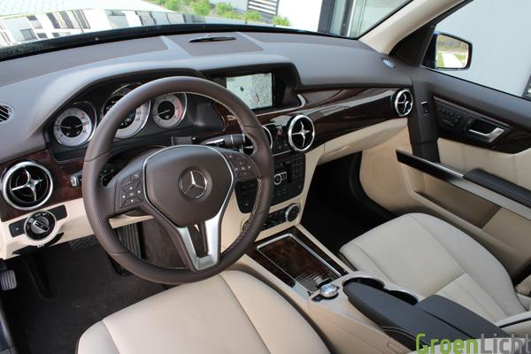 Mercedes GLK250 BlueTEC 4MATIC - Rijtest 10