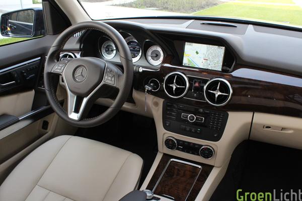 Mercedes GLK250 BlueTEC 4MATIC - Rijtest 18