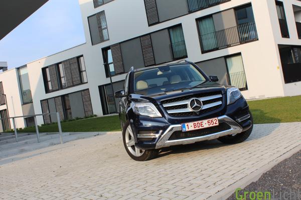 Mercedes GLK250 BlueTEC 4MATIC - Rijtest 20