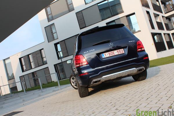 Mercedes GLK250 BlueTEC 4MATIC - Rijtest 21