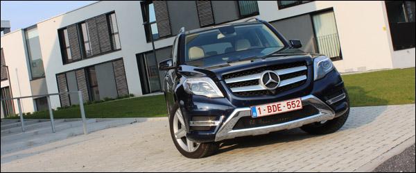 Mercedes GLK250 BlueTEC 4MATIC - Rijtest