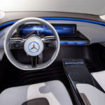Officieel: Mercedes Generation EQ Concept - elektrisch submerk