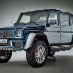 Officieel: Mercedes-Maybach G650 Landaulet (2017)