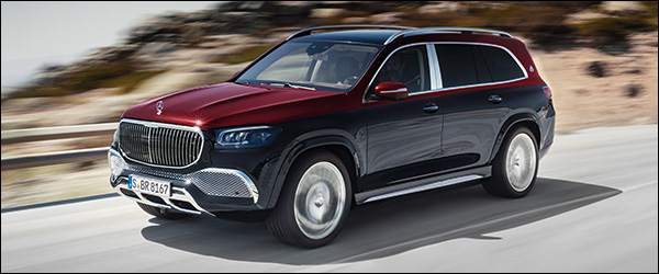 Officieel: Mercedes-Maybach GLS GLS600 (2019)