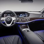 Officieel: Mercedes-Maybach S-Klasse facelift (2018)