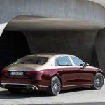 Officieel: Mercedes-Maybach S-Klasse Z223 (2020)