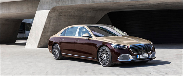Officieel: Mercedes-Maybach S-Klasse Z223 (2020)