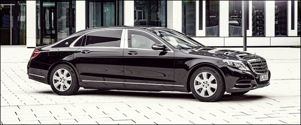 Officieel: Mercedes-Maybach S600 Guard