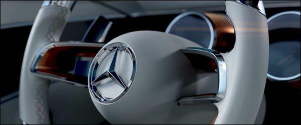 Teaser: Mercedes-Maybach Vision 6 (2017)