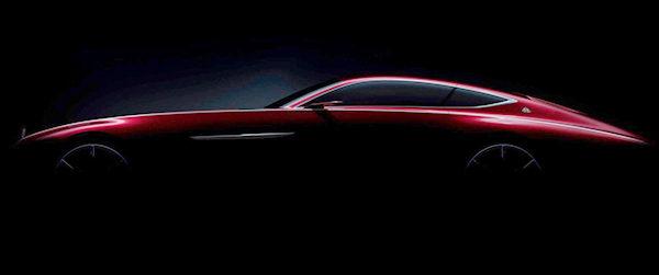 Hoera, Mercedes-Maybach teasert een luxueuze coupé!