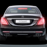 Safety First: Mercedes S600 Guard