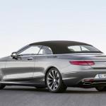 Officieel: Mercedes S-Klasse Cabrio & S63 AMG Cabrio