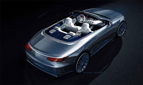Preview: Mercedes S-Klasse Cabriolet