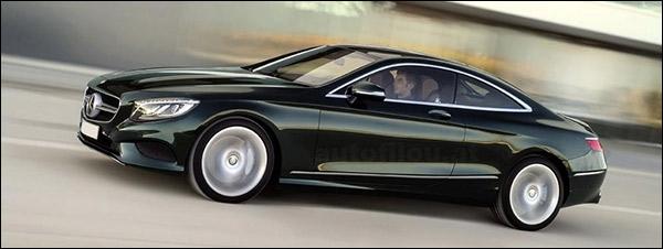 Gelekt: Mercedes S-Klasse Coupé komt eraan [CL]