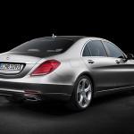 Mercedes S300 BlueTEC HYBRID - S 350 BlueTEC 4MATIC