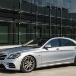 Officieel: Mercedes S-Klasse S560e Plug-in Hybrid facelift (2017)