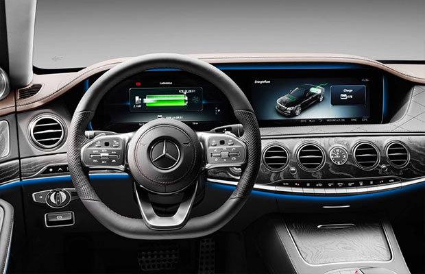 Mercedes S Klasse S E Plug In Hybrid Facelift on Alfa Romeo 2019