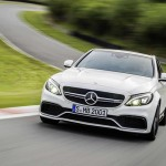 Officieel: Mercedes C63 AMG
