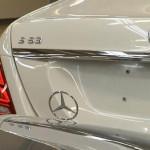 Teaser: Mercedes S63 AMG