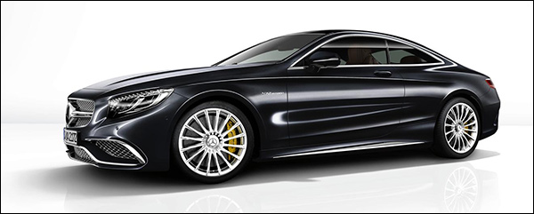 Officieel: Mercedes  S65 AMG Coupé