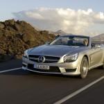 Mercedes SL 63 AMG 2012