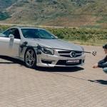 Video: Mercedes SL63 AMG promoot Zuid-Afrika