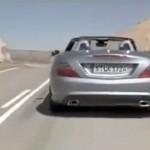 nieuwe Mercedes SLK 2012