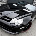 Mercedes SLR 7o7 door WheelsAndMore