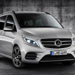 Mercedes onthult AMG Line voor de V-Klasse